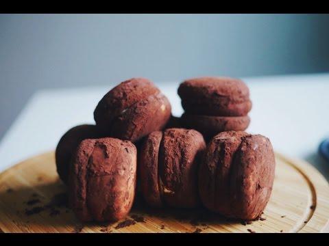 마카롱 계의 혁명! 티라미수 마카롱 만들기 Tiramisu Macaron   한세 HANSE