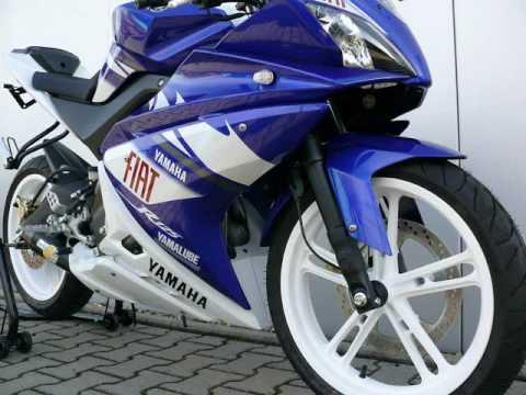 Yamaha YZF R 125 Serie Tuning 2010 Brainos
