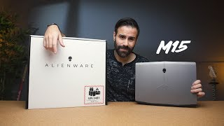 Alienware M15 - The Thinnest Alienware Ever Made!