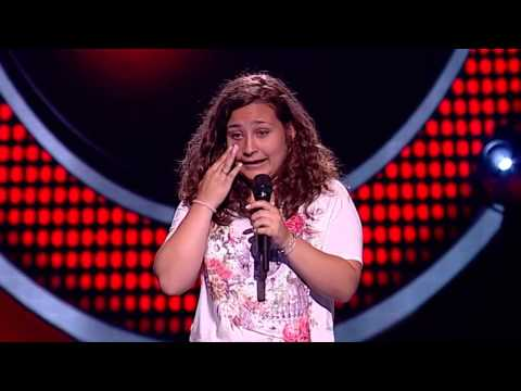 Mariana Oliveira - Hallelujah - The Voice Kids