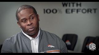 Broncos TV: Joseph impressed by high-caliber coaching staff