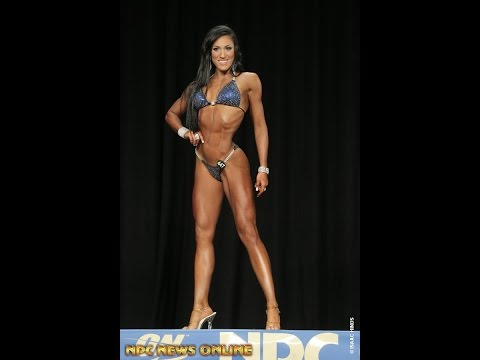 Physique Science Radio 11-  Interview with Exercise Scientist IFBB Bikini Pro Laurin Conlin
