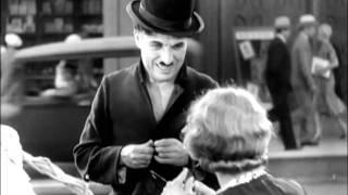 City Lights ending - Charlie Chaplin