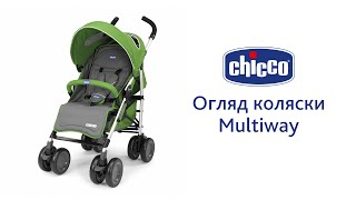 Chicco Multiway Evo Black (79315.95)