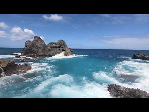 GUADELOUPE - Grotte de l'Anse Castalia - 2019 - Anse Bertrand