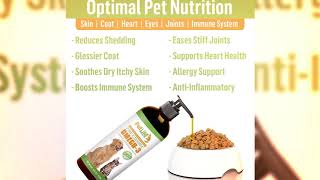 Omega 3 Fish Oil For pets