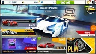 Asphalt 8 // New Update 3.9.0 Halloween Update / Gameplay With New Car