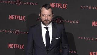 James Purefoyat Netflix s Altered Carbon Season 1 World premiere