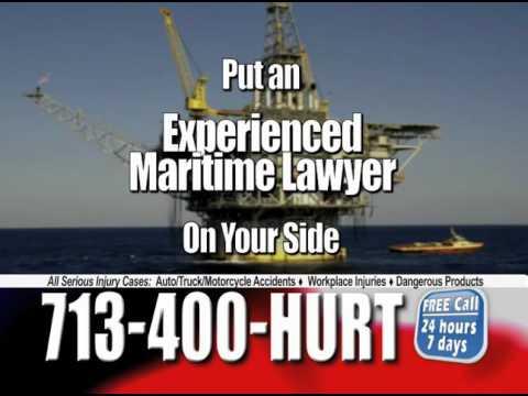 Maintenance and Cure: Transocean Deepwater Horizon Drilling Rig