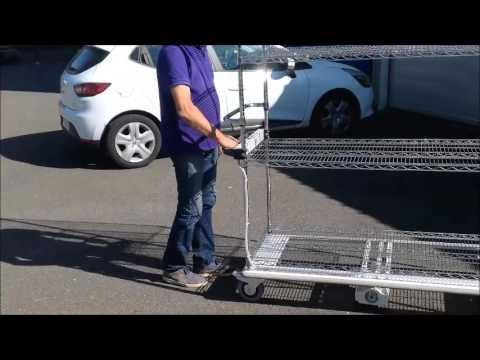 ez-wheel-application videoChariot - Series 160