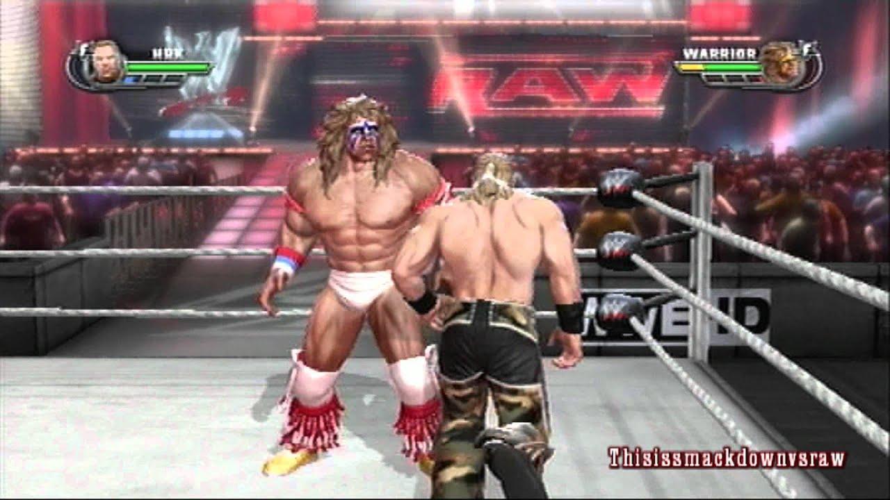 WWE All Stars Undertaker's Path of Champions #004 Shawn ... Wwe Ultimate Warrior Vs Undertaker