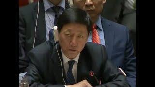 BREAKING: Chinese UN Representative gives SHOCKING Speech at  Security Council EMERGENCY Meeting
