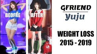 GFriend Yuju Sudden Weight Loss 2015 - 2019