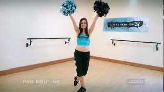 RUN THE WORLD - Cheerleading Dance (Advanced)