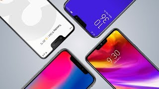 How The Notch Became Popular