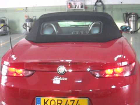 Alfa Romeo Spider for sale in Limassol from AutoKinisis.com.wmv