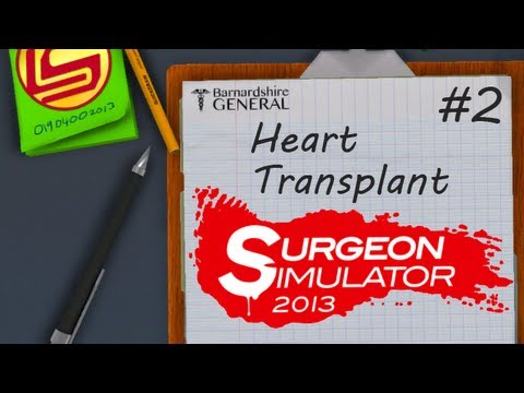Surgeon Simulator 2013: Poppin' Pills - Smashpipe Games