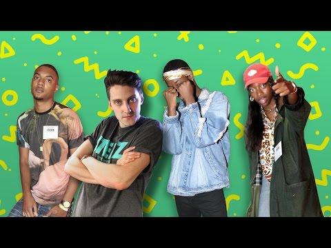 Goldlink, Little Simz & Waldo Freestyle on the Toddla T Show