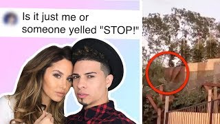 """The ACE Family RUINS Neighbor's Property While Being Asked to """"STOP!"""""""