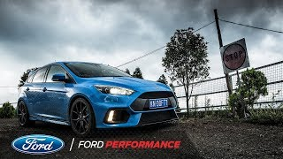Focus RS: Rediscovering a Lost Mountain Road | Ford Performance