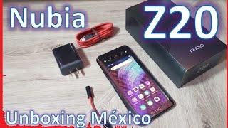 Video Nubia Z20 ob-GUNB9Sb4