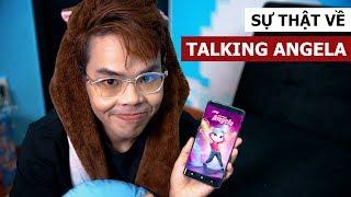 Sự thật về ứng dụng bị ma ám Talking Angela (Oops Banana Vlog #20)