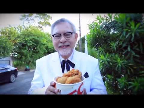 Colonel Sanders says thank you!