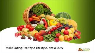 Top 10 Healthy Eating Habits||Food Pyramid||Eating Healthy||Balanced Diet Chart||Health & Wellbeing