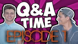 Q&A Speed Round Ep. 1 Reaction Time