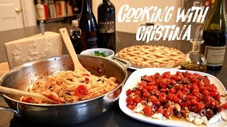 Authentic Italian Home Cooking with Cristina