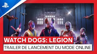 Watch dogs: legion :  bande-annonce