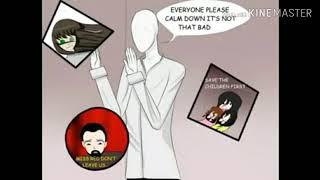 Funny Creepypasta comics (Dub)