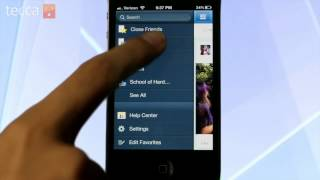 Just Show Me: How to use the Facebook app on your iPhone