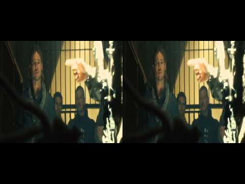 World war Z 3D - SBS (side by side) [1080p]