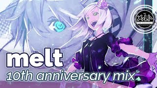 Melt -10th anniversary mix- ♥ English Cover【rachie】メルト