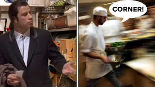 Signs You Worked In A Restaurant Kitchen