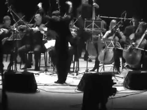 Смысловые Галлюцинации - Под водой (live с оркестром)