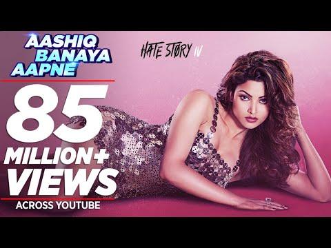 Aashiq Banaya Aapne - Hate Story IV - Urvashi Rautela - Himesh Reshammiya, Neha Kakkar, Tanishk B, Manoj M