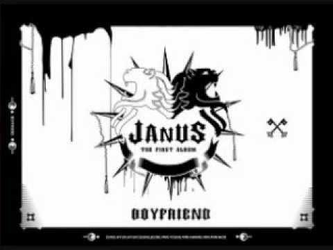BOYFRIEND 보이프렌드 - JANUS FULL ALBUM