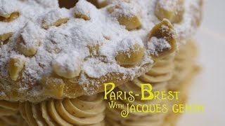 How To Make Paris-Brest With Jacques Genin