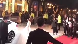 SNSD Yoona at 3rd International Film Festival & Awards in Macau Red Carpet [181208]