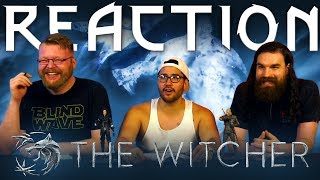 The Witcher | Official Teaser REACTION!!