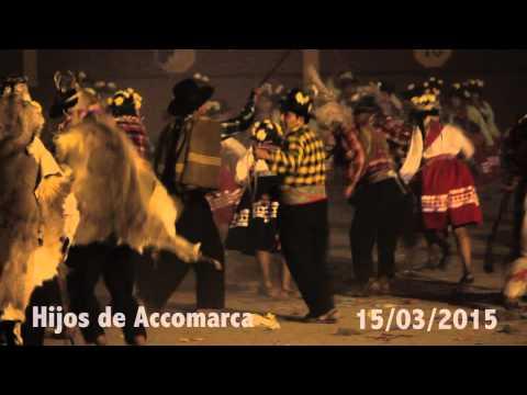 Comparsa Hijos de Accomarca (Quena de Oro 2015)