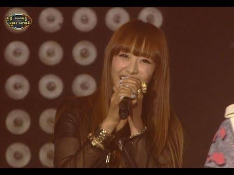 【TVPP】 f(x) - LA chA TA + Chu~♡, 에프엑스 - 라차타 + 츄~♡ @ 2011 SMTOWN LIVE IN PARIS