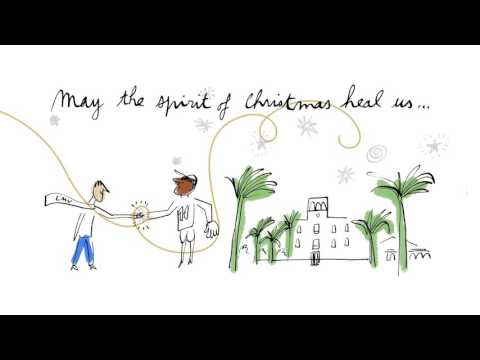 Merry Christmas from Loyola Marymount University