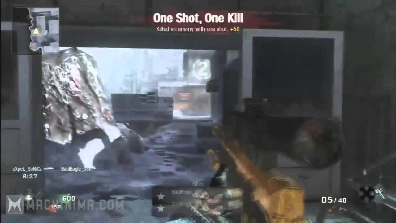 How to play call of duty: black ops in zombie mode without a gun.