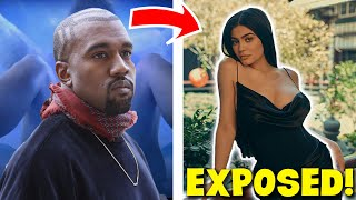 Kanye West's Video Exposes Kylie Jenner & Her Flawed Rise To Fame