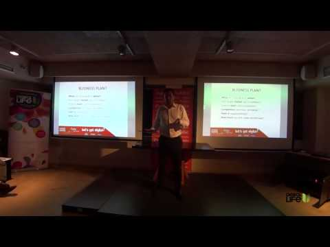 Tolis Aivalis - What You Need To Start-Up