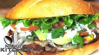 The Smash Burger - Video Recipe
