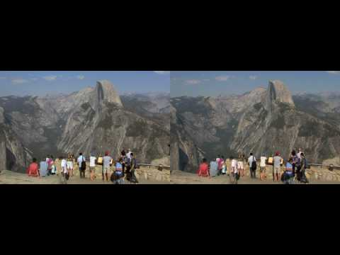 YOSEMITE 3D  /  3D Film Factory demo